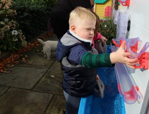 Promoting Physical Development in Early Years? Is Ofsted Missing A Trick Or Two?
