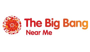 The Big Bang near me Logo and link